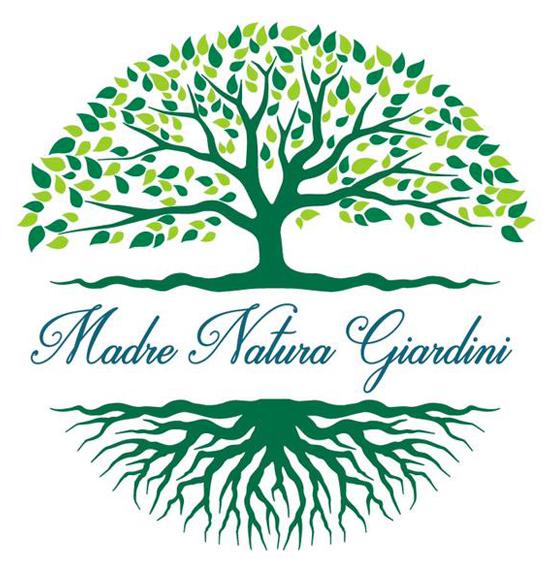 Madre Natura Giardini Logo